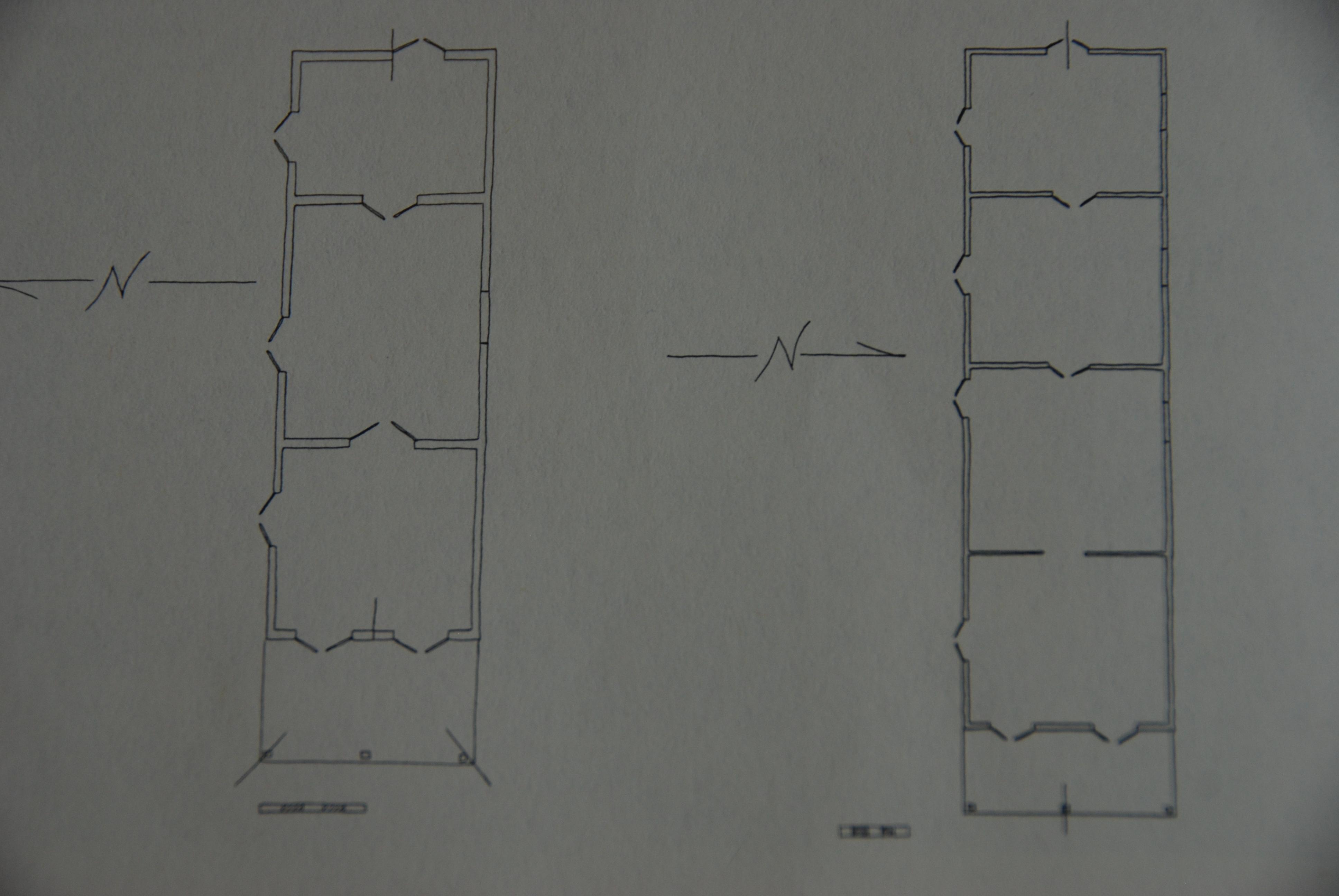 ... Traditional Haitian Maison-Basse Plans (Upton & Vlach, 1986: 65